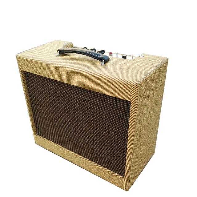 20 Watt Hand Wired All Tube Electric Guitar amplifier 5E3 Circuit Musical instruments professionals