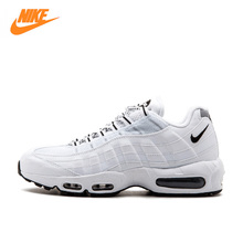 NIKE AIR MAX 95 Men's Breathable Running Shoes,Original New Arrival Official Sports Sneakers Platform Classic Tennis shoes