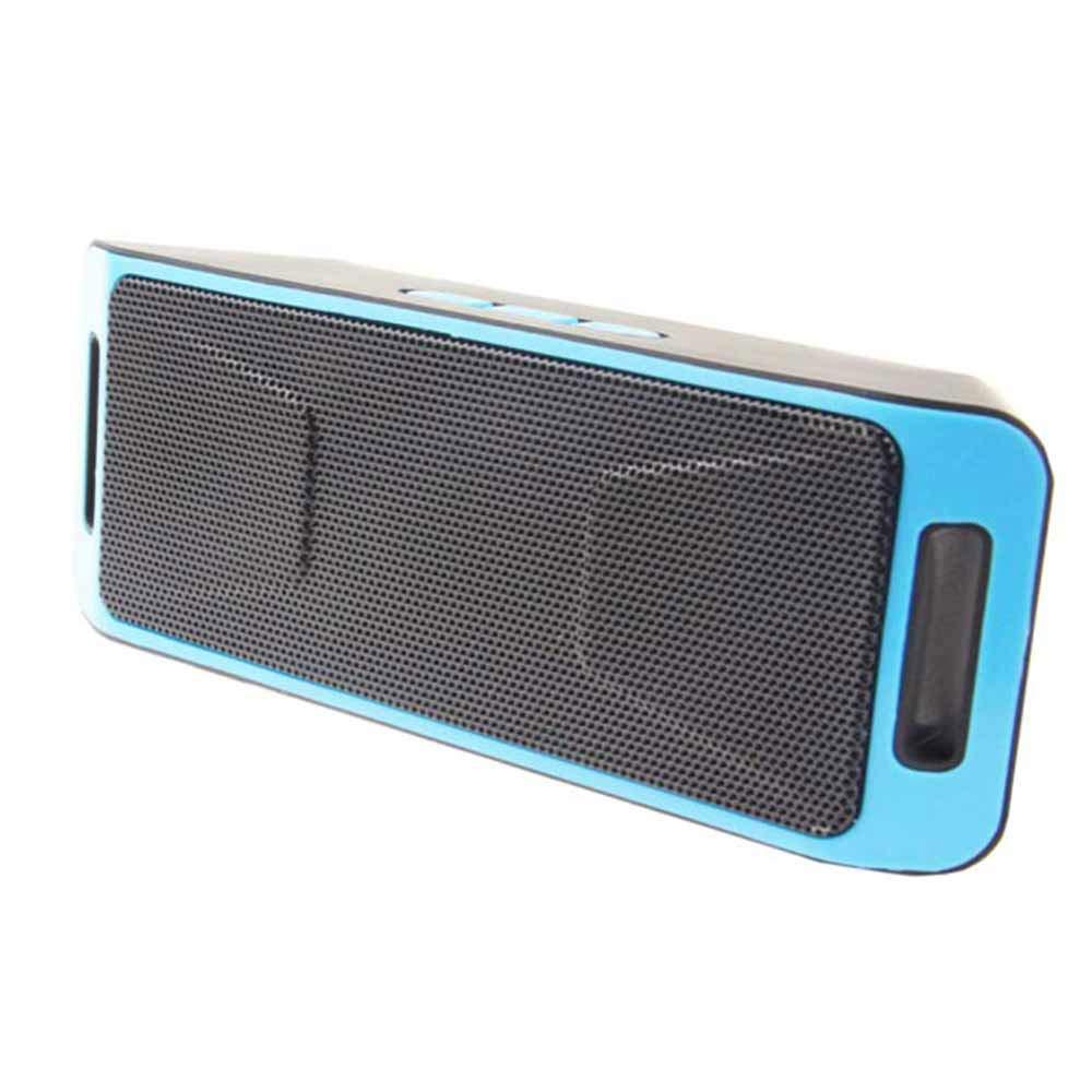 Portable Column Bluetooth Speaker Handsfree Car Speaker Wireless Bluetooth Speaker With Microphone For Xiaomi,Meizu,Iphone 7,Mp3