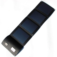 HOT Sale 6W Foldable Solar Charger Flexiable Solar Panel Battery Charger For Iphone USB Output High