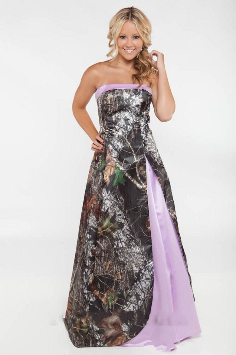 Camo Prom Dress For Sale - Vosoi.com