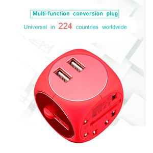 Image 5 - Common Universal EU UK AU to US USA AC Travel Power Plug Charger Adapter Conversion Adaptor for Home Use for Travel