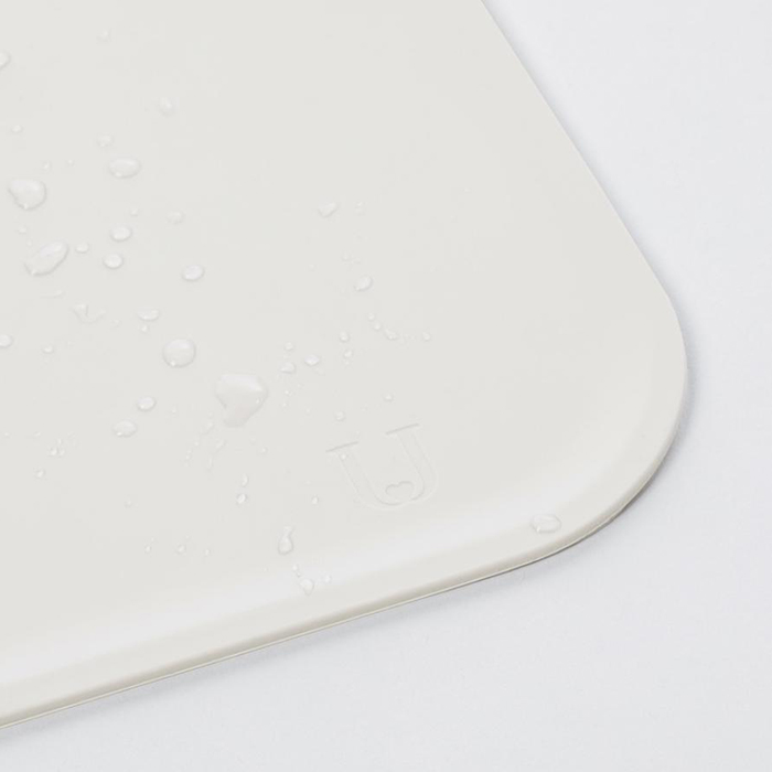 Image 5 - Xiaomi Youpin Feeding Mat Pad for Pet Dog Puppy Cat Anti leakage Waterproof and Dirt Resistant Silicone Placemat-in Smart Remote Control from Consumer Electronics