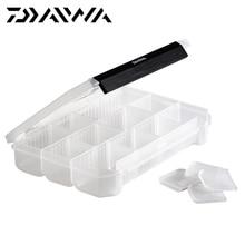 DAIWA 205MD Multi Grid Box 205*145*40MM 202G  Fishing Lure Box Carp Fishing accessories Tool boxes Made in Japan