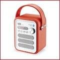 P50 Многофункциональный Ретро Кожа Bluetooth Динамик С FM Радио