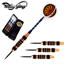 3 Hard Pointed Brass Darts 24g Professional Darts Indoor Sports Darts Pin Sports Game Free Shipping