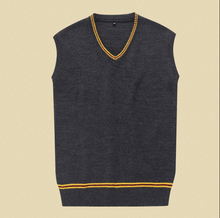 Sweater Sleeveless Knitwear Adults Knitted Sweater for Cosplay Costume Unisex Clothing Sweater Cosplay for Cosplay