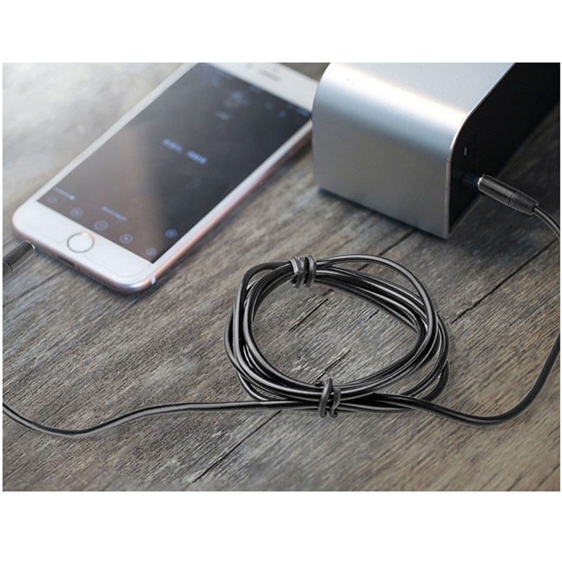 1.2/1.5 M Audio Cable 3.5mm to Jack 3.5mm Aux Cable Male to Male Plug Car Aux Cable for MP3 iPhone huawei xiaomi Samsung Speaker