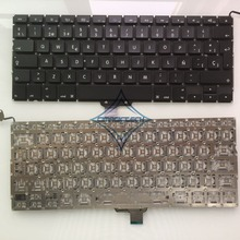 Teclado-laptop keyboard for apple macbook pro 13 \