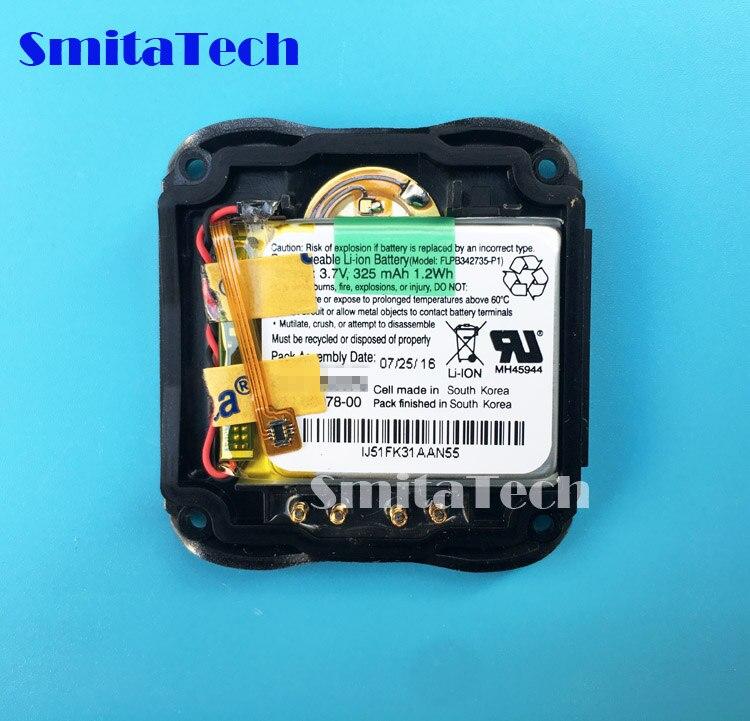 For Garmin RORERUNNER 920XT GPS Watch Li ion Battery with Bottom Cover for Garmin 920XT