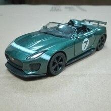 10pcs/lot JOYCITY 1/36 Scale Britain JAGUAR Metal Car Model