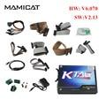 Master Version Ktag V2.13 Auto Diagnostic K TAG Hardware V6.070 K-tagECU Chip Tuning Remap Flash No Tokens Limit ECM Titanium
