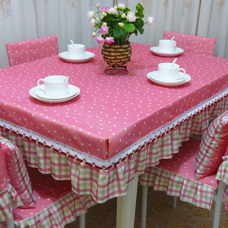Professional customize cloth dining table cloth tablecloth for Coffee table cover ideas