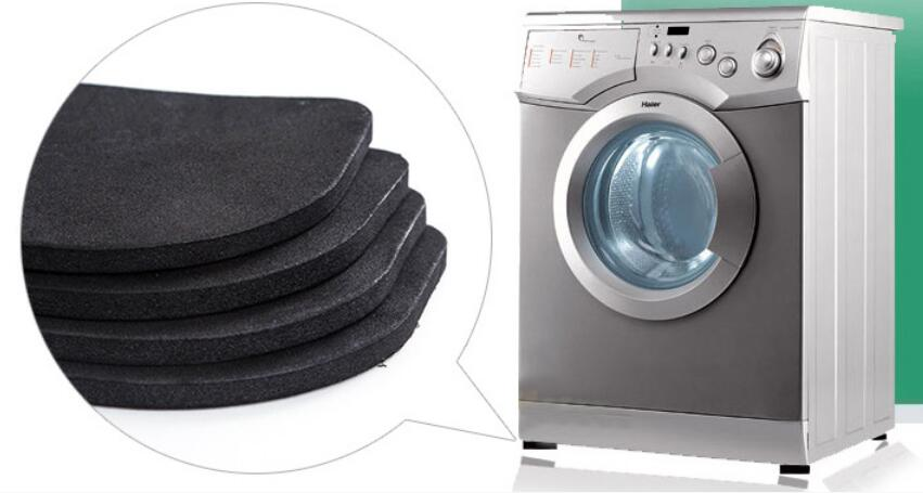 Washing Machine Shock Pads Non Slip Mats Refrigerator Anti