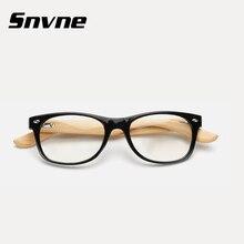 Snvne piernas gafas de Sol de bambú de madera gafas de sol para hombres mujeres Marca de diseño gafas de sol oculos feminino hombre mujer KK451
