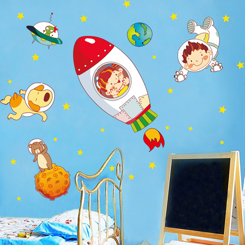 Kindergarten Classroom Wall Decorations Arranged Classes For Boys And Girls Bedroom Childrens Room Sticker Removable
