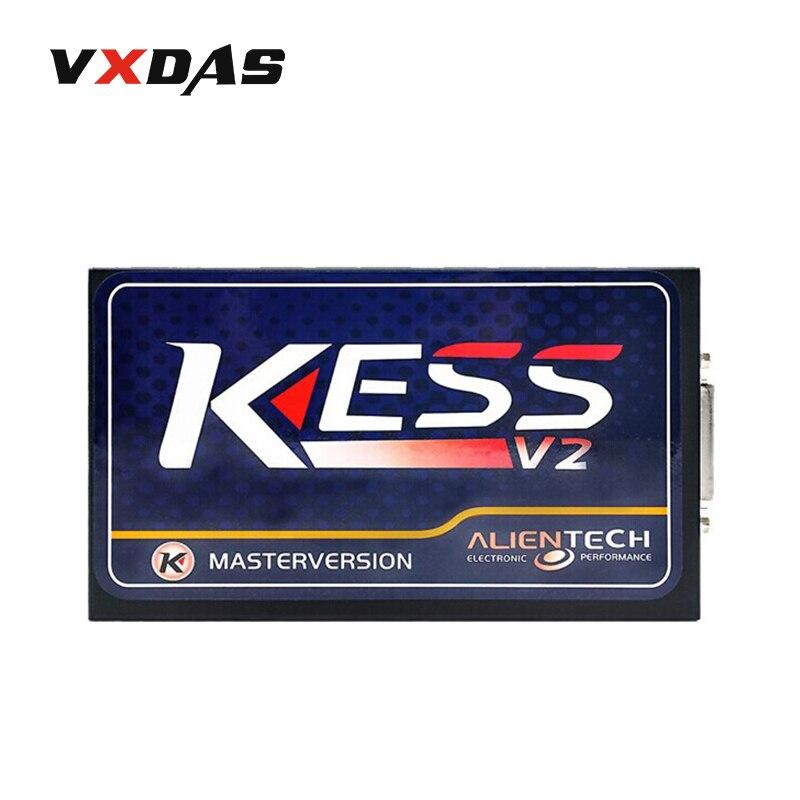 Wholesale Kess V2 V2.25 HW V4.036 ECU Chip Tuning Tool Kess V2 Master Version OBD2 Manager Tuning Kit FW 4.036 NO Token limited