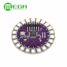 10 قطعة LilyPad 328 الرئيسية مجلس ATmega328P ATmega328 16M