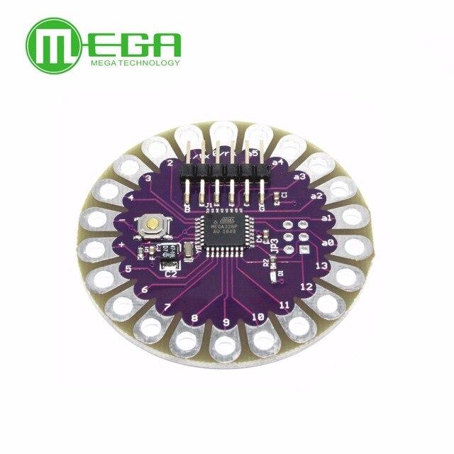 10pcs Lilypad 328 บอร์ดหลักATmega328P ATmega328 16M