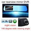"high quality 140 Degree wide viewing angle 4.3"" inch Video Recorder Dash Cam Full HD 1080P Rearview Mirror best selling"
