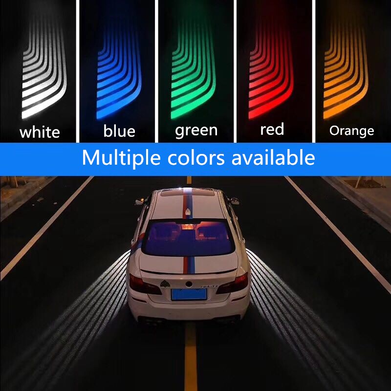 Qirun led Greeting Atmosphere Decorative Daylights Brake Fog lamp Reverse Headlight Turn signal for Ford Tempo Territory