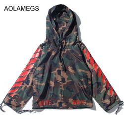 Aolamegs men women windbreaker hip hop harajuku hoodies religious twill 13 hooded pullover trench coat justin.jpg 250x250