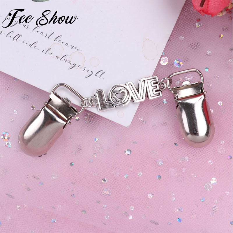 Women Fashion Cardigan Clip Sweater Shawl Clips Keeper Collar Duck-mouth Plated Metal Clip Holder Accessories Jewelry Gifts