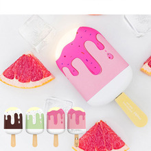 SD39 Moveable 6000mAh Ice Cream Energy Financial institution Exterior Battery Charger Backup For iPhone 5s 6s Samsung Telephones Tablets Birthday Present