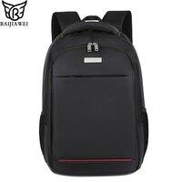 BAIJIAWEI New Multi pocket Men's Nylon Backpack Large capacity Waterproof Laptop Bag Outdoor Leisure Travel Bag