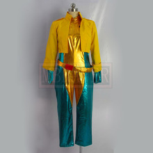 X-MEN Rogue Uniform New in Stock Halloween Christmas Party Custom Made Free Shipping