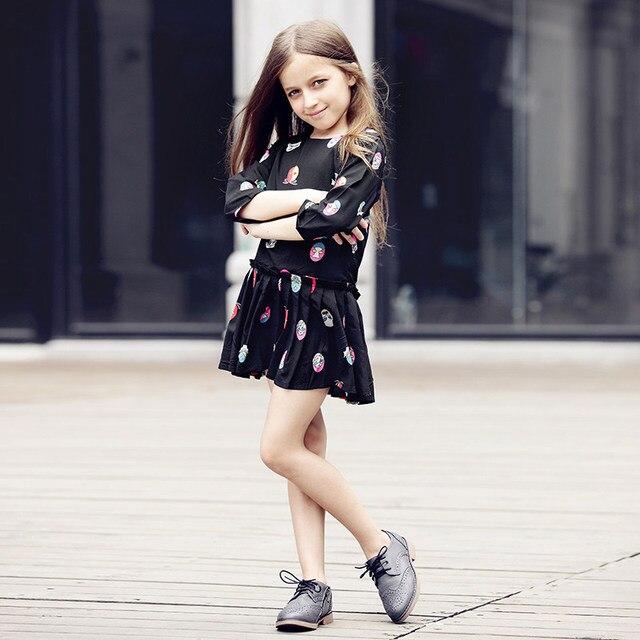 Black Dress Age 7 8 6 7 Dress Ideas