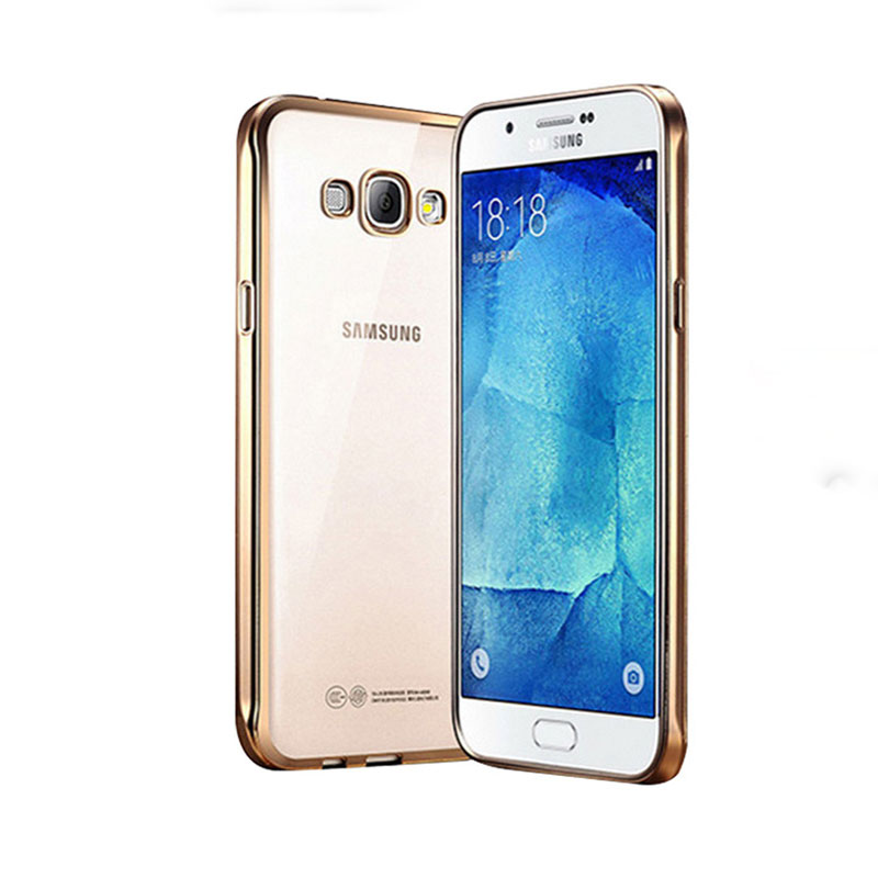 Plating Case For Coque Samsung J7 2016 Case Silicon Clear Soft TPU Back Cover For Samsun ...