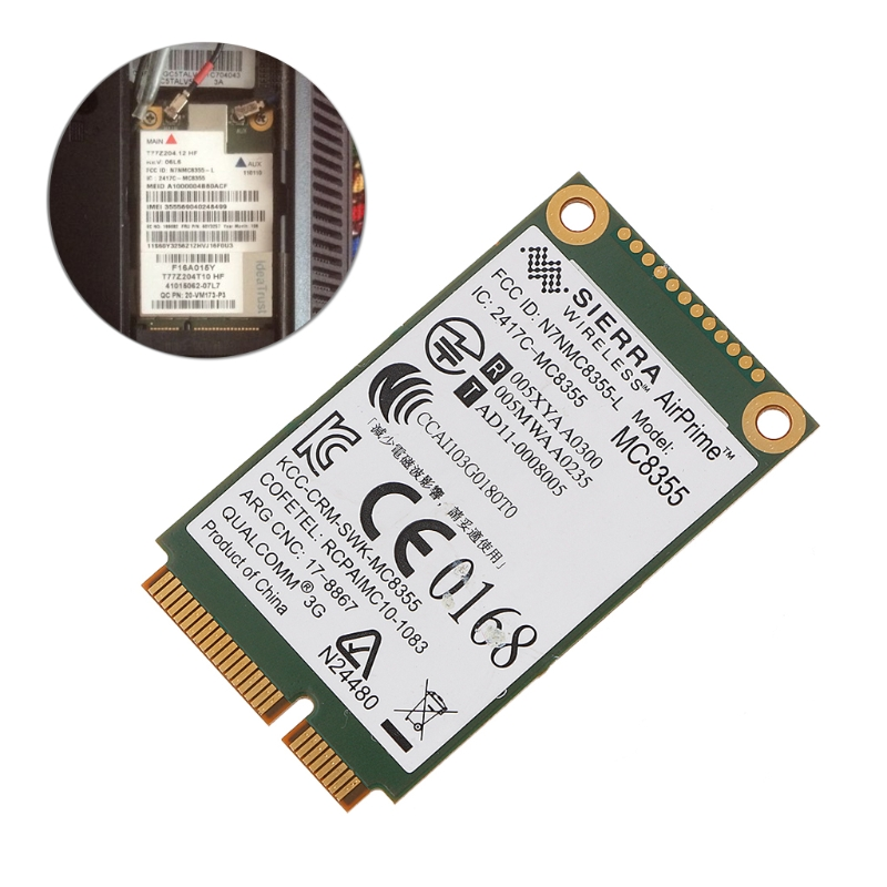 Sierra Wireless Airprime Em7355 Qualcom Gobi5000 Ngff 4g Lte