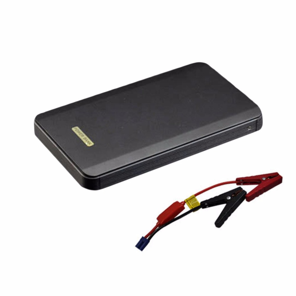 лучшая цена 30000mAh Portable Car Jump Starter Pack Booster LED Charger Battery Power Bank Portable Emergency Power Supply Metal Casing