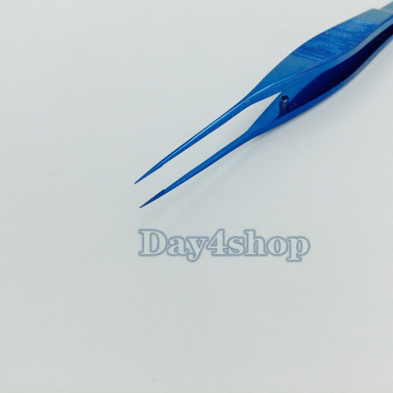 New Straight Tying Forcep 102mm Standard tip ophthalmic surgical instrumentNew Straight Tying Forcep 102mm Standard tip ophthalmic surgical instrument