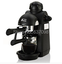 china Fxunshi MD-2001 5bar High pressure steam 0.24L cafe machine Italian coffee maker espresso household Cappuccino Milk foam