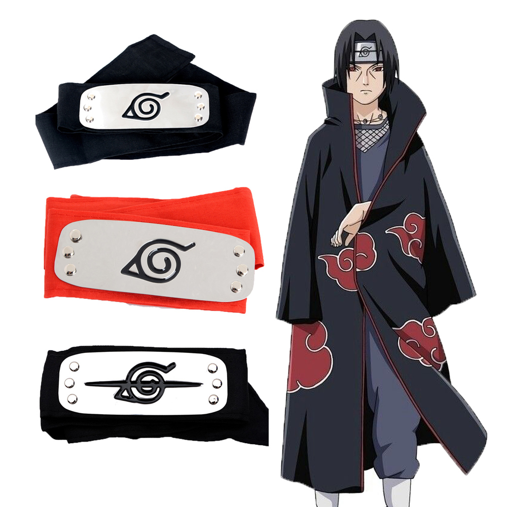 Popular Naruto Headbands Buy Cheap Naruto Headbands Lots