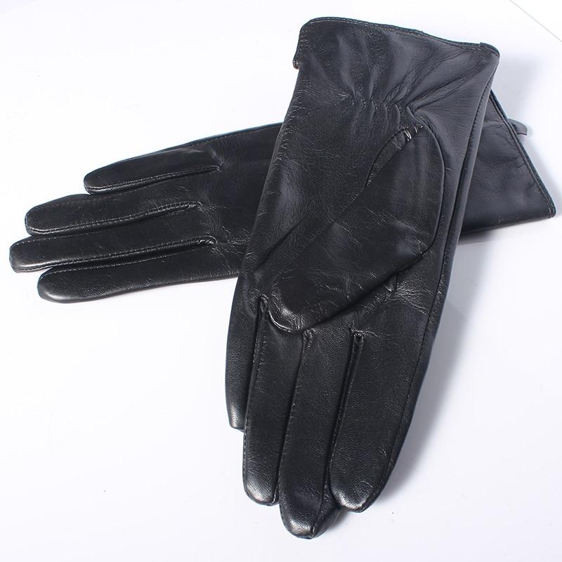 Gours γνήσια δερμάτινα γάντια γυναικών - Αξεσουάρ ένδυσης - Φωτογραφία 3