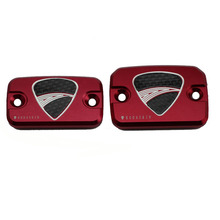 KODASKIN Motorcycle Brake and Clutch Caps for Ducati Hypermotard 796 Monster 695 696 796 S2R 800