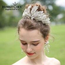 Великолепные украшения для волос ручной работы в европейском