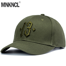 MNKNCL High Quality 100% Cotton Baseball Cap Letter Embroidery Snapback Fashion Sports Hats For Men & Women Caps
