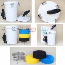 Livraison Gratuite Sunsun HW-602 Mini Filtre Extérieur Aquarium Externe Pré-filtre 2L en Stock