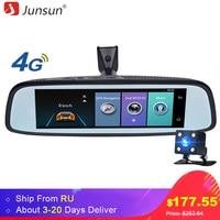 Junsun K755 Car Special Mirror DVR Camera 4G Android 7 86 ADAS Bluetooth Full HD 1080P