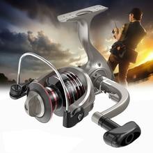 купить carp spinning fishing reel sea fishing reels metal coil 13 Bearing knob handle spining casting jigging Bait reel fishing wheel недорого