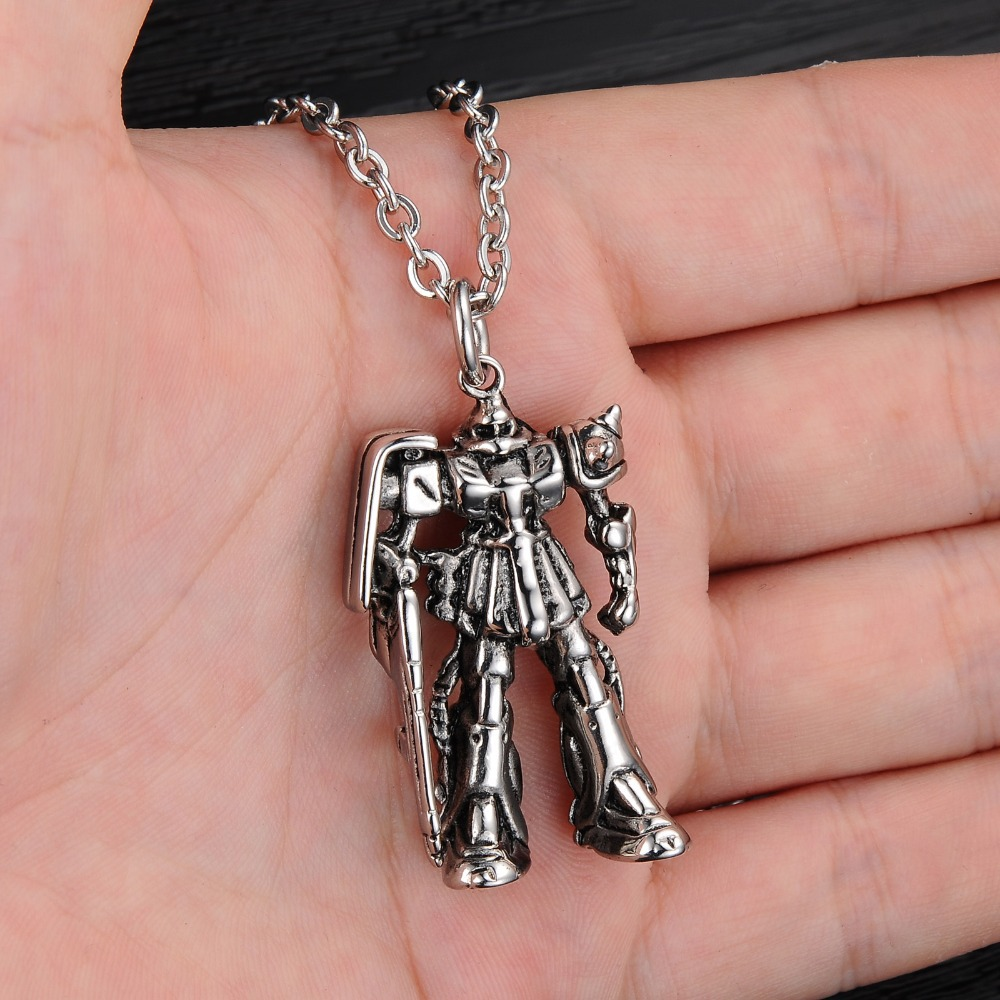 Decepticons Megatron necklace Transformers Robots necklace Pendant ...