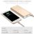 Golf 10000 mah dual usb power bank dupla entrada do telefone móvel portátil carregador para iphone 5 6 6 s 7 android samsung bateria externa