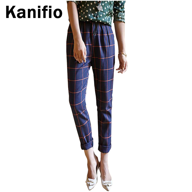 Online Get Cheap Vintage Plaid Pants -Aliexpress.com | Alibaba Group