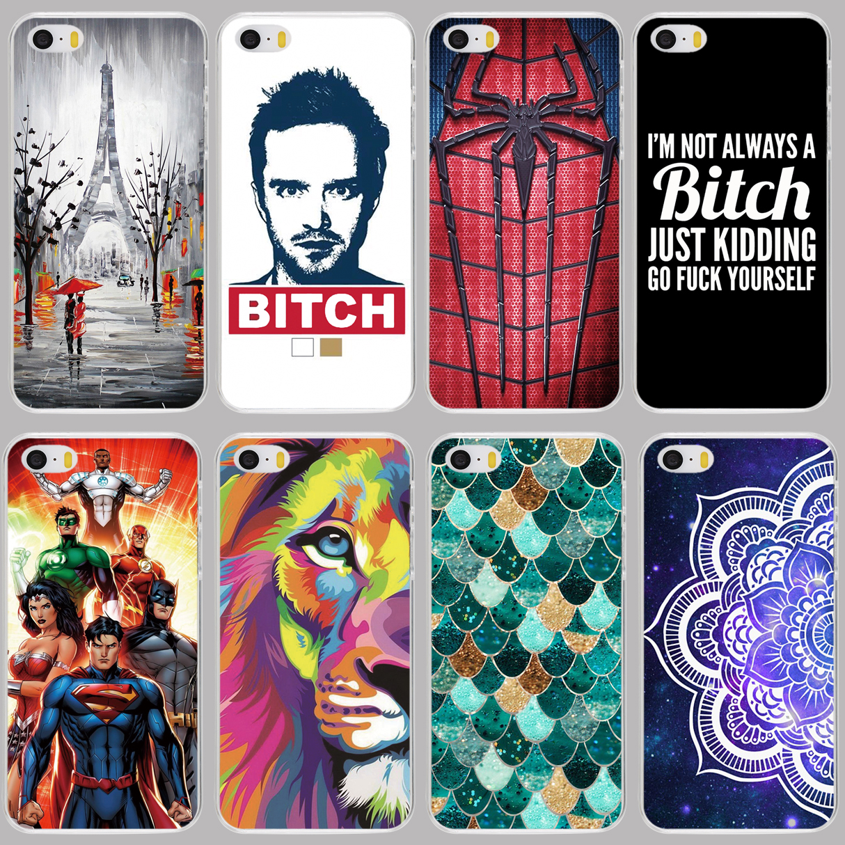 cell phone <font><b>case</b></font> cover <font><b>for</b></font> <font><b>Samsung</b></font> <font><b>Galaxy</b></font> A3 A310 A5 A510 A7 A8 A9 2016 bitch <font><b>spider</b></font> mandala <font><b>super</b></font> <font><b>hero</b></font> <font><b>man</b></font> lion Effel Towel