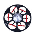 Udi U945A Headless Modo UFO 2.4 GHz 6 Ejes Quadcopter RC Flying Saucer Aviones