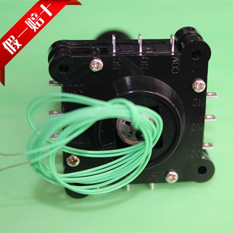 [VK] Push Button Switch Handle Joystick CV4A-YQ-05R2G-BM Sibo dust cover rocker switch switch